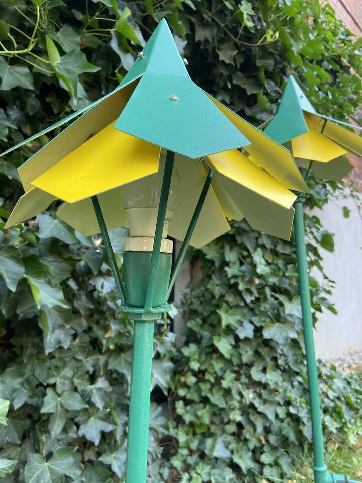 Simon Henningsen, Tivoli havelampe, bedlampe