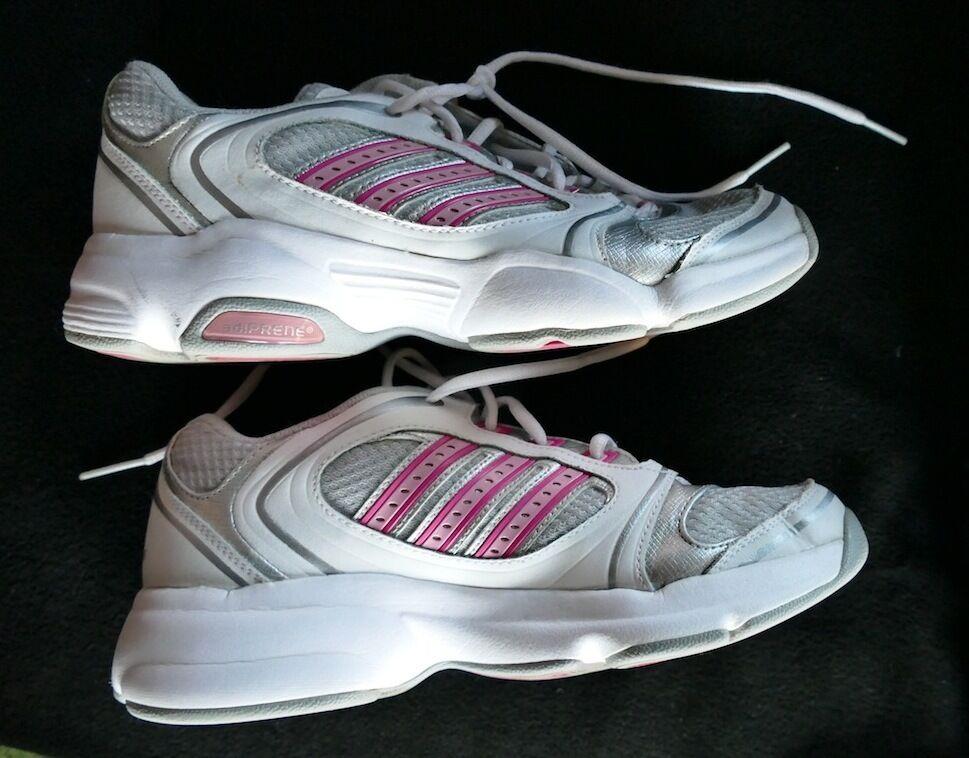 Adidas bianca luce grigia di atletica della croce le scarpe da tennis | Più economico del prezzo  | Uomini/Donne Scarpa