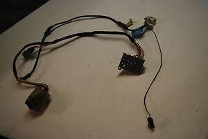 1992 95 taurus sho oem driver side rear door wiring harness assembly ebay
