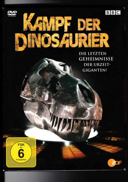 Kampf der Dinosaurier  DVD