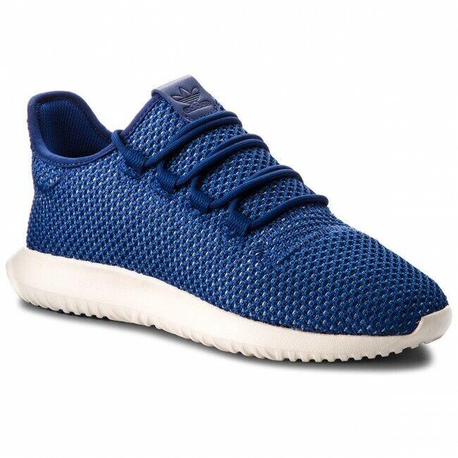 Adidas zapatos Originales Tubular Sombra Hombre Ck B37593 Azul Mysinc Nuevos