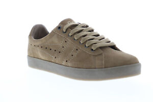 Gola-Tourist-CMA954-Mens-Brown-Suede-Retro-Lace-Up-Low-Top-Sneakers-Shoes