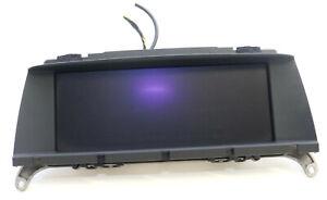 BMW F25 X3 Central Information Display 9231320 9289584 8,8 Navigation Bildschirm