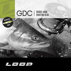 Loop-GDC-039-Sinking-039-Double-Hand-Shooting-Head-Fly-Line-Salmon-Fly-Line