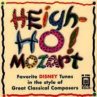 Heigh-Ho! Mozart by Various Artists (CD, Jun-1995, Delos)