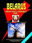 Belarus Foreign Policy and Government Guide by International Business Publications, USA (Paperback / softback, 2004)