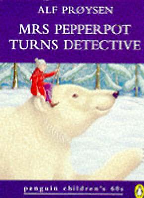 1 of 1 - Mrs. Pepperpot Turns Detective (Penguin Children's 60s), Proysen, Alf, Very Good