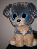 SCRAPS TY Beanie Boo medium Buddy size plush puppy dog Toys