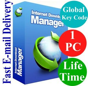 Details about Internet Download Manager 1 PC LIFETIME Authorized Reseller