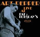 Live at Fat Tuesday's - Deluxe Digipack 40p Booklet Art Pepper Quartet Audio CD