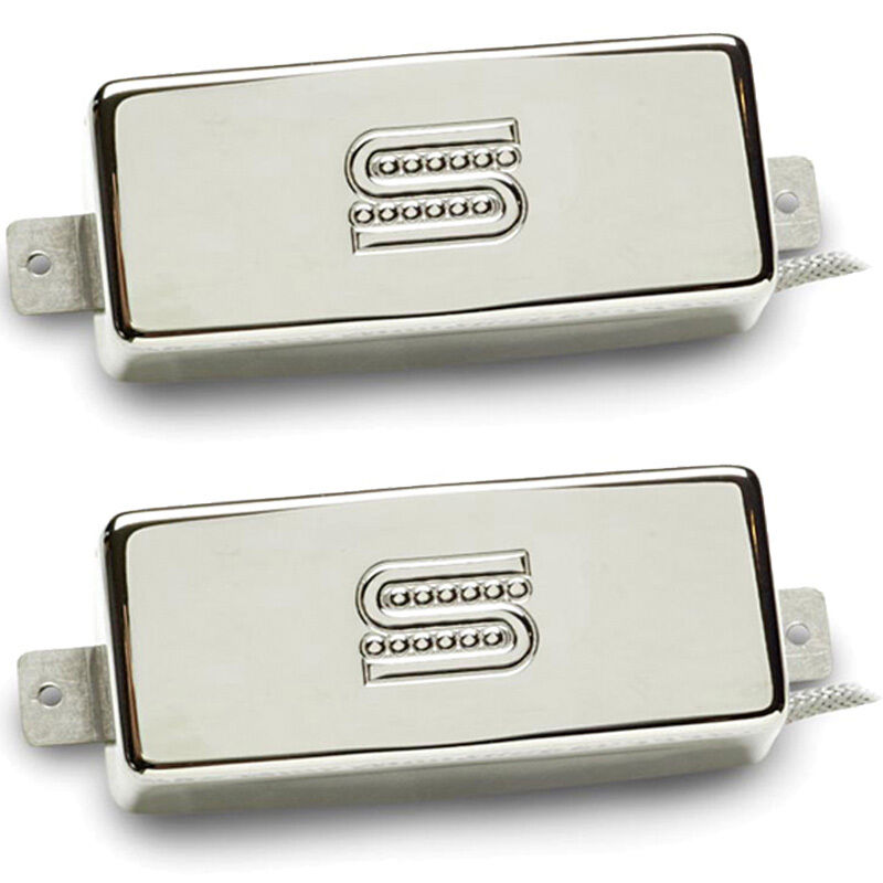 Seymour Duncan SM-2   SM-3 Mini Humbucker set NEW free US shipping SM-2n SM-3b