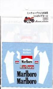 Museum-Collection-1-12-Yamaha-YZR-500-Marlboro-Decal-D018