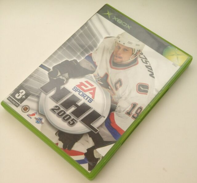 xbox NHL 2005 complet pal fr microsoft