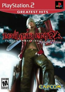 Devil-May-Cry-3-Dante-039-s-Awakening-Special-Edition-PlayStation-2-PS2-Brand-New