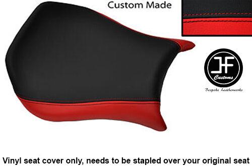 RED /& BLACK VINYL CUSTOM FITS DUCATI MONOPOSTO 748 916 996 998 SEAT COVER ONLY