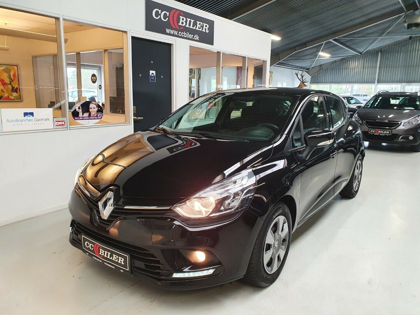 Renault Clio IV 0,9 TCe 90 Limited 5d - 84.900 kr.