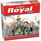 a Right Royal Laugh Board Game From Tactic With Small Holes in Plastic Seal