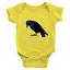 Infant-Baby-Rib-Bodysuit-Jumpsuit-Romper-Clothes-Beautiful-Black-Crow-Raven-Bird thumbnail 8