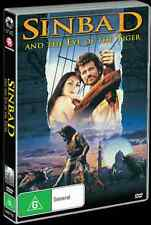 Sinbad and The Eye of the Tiger - Ray Harryhausen - ALL Region - Free postage