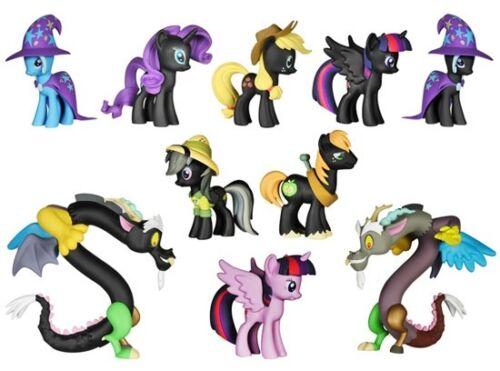 My Little Pony Series 2 Mystery PDQ Mini Trading Figure NEW 1 Random Blind Box