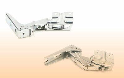 3307 3306 5.0 3704 Siemens Bosch Scharnier-Set oben unten Kühlschrank 12004051
