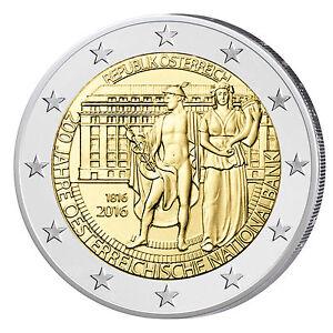 2 Euro Gedenkmünze österreich 2016 österreichische Nationalbank Ebay