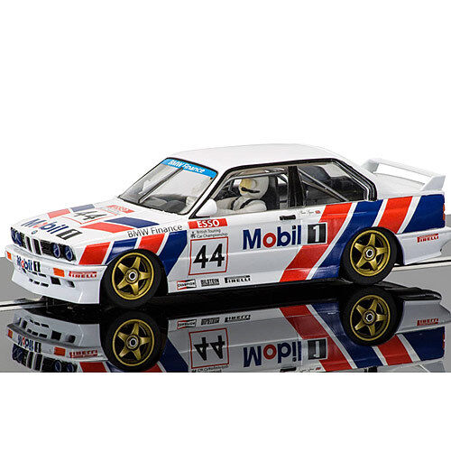 SCALEXTRIC Digital ARC Pro Slot Car C3782 BMW E30 M3 - BTCC 1991, Brands Hatch