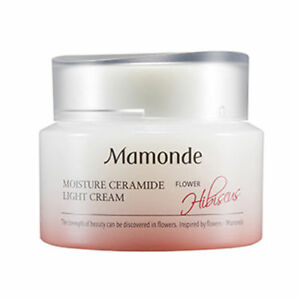 [Mamonde] Moisture Ceramide Cream   50m L (Intense / Light) by Mamonde