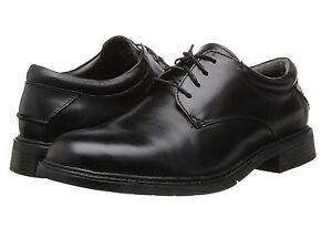 La foto se está cargando Nunn-Bush-Para-Hombres-Zapatos-Negros-MAURY-Cuero-