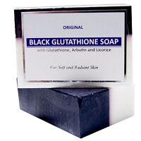 Glutathione /arbutin/licorice Black&white Soap 120g Whitening&bleaching Soap