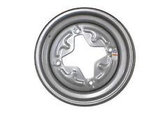 """Dexstar 15""""x 6"""" Vintage Camper Tire Rim Wheel Trailer RV 4 Bolt Star USA Made"""