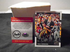 PAUL-HORNUNG-FOOTBALL-TRADING-CARD-AUTOGRAPH-PINPOINT-AUTHENTICATED