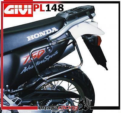 serón lado Case soporte para Monokey Honda Africa Twin 750 1996>2002