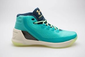 f175224dc32e  139.99 Under Armour Men Curry 3 - Reign Water blue baby blue ...