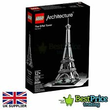 Lego Architecture 21019 The Eiffel Tower Paris France *BRAND NEW & SEALED