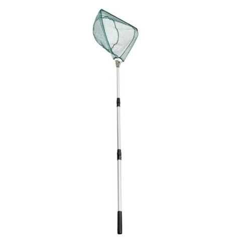 Fishing Landing Net with Telescoping Pole Handle Safe Fish Catching or Releasing