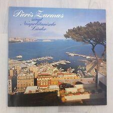 2 LP - Pieris Zarmas singt Neapolitanische Lieder - Martin Turnovsky