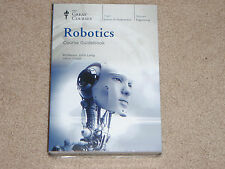 The Great Courses Robotics 4 Dvd And Course Guidebook Ebay