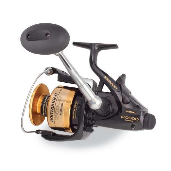 Shimano Baitrunner 12000D Spinning Carretes 4.4  1