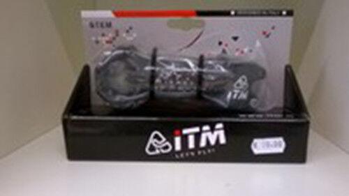 BICICLETTA Attacco manubrio  ITM TRIANGO WING ALU CARBO 110  corsa 28,6 31 strada  buy cheap new