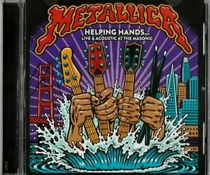 METALLICA-034-Helping-Hands-034-RARE-CD