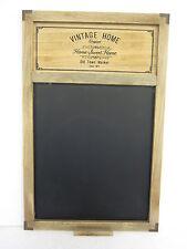 LP27749- Lesser & Pavey Vintage Wooden Chalk Board- Great Price!