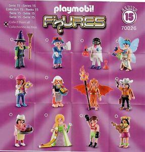 Le pirate Figurine Playmobil Serie 15 garçon