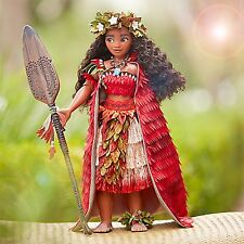 "DISNEY MOANA LIMITED EDITION UK DOLL 17"" (Vaiana) 5500 WORLDWIDE"