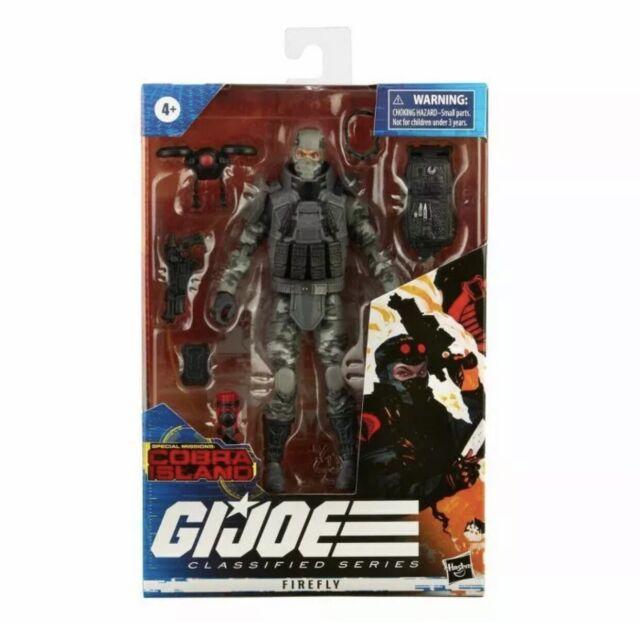 G.I. Joe Classified Series Special Missions: Cobra Island Firefly