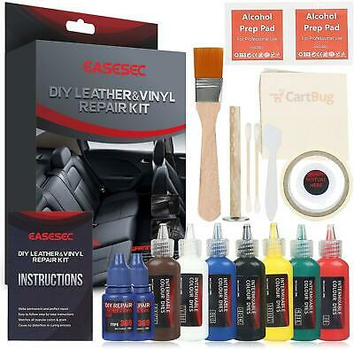 Leather Repair Kit Vinyl Pool Patch For Couches Car Seat
