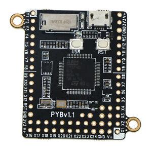 1pcs-MicroPython-pyboard-v1-1-python-programming-development-board-Fad-gPTUKT
