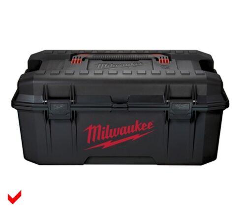 Milwaukee Jobsite Werkzeugbox Werkzeugkoffer Werkzeugkiste 660x350x310 mm