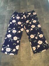 Linen. Wide Leg Michele Trousers 8235 1738