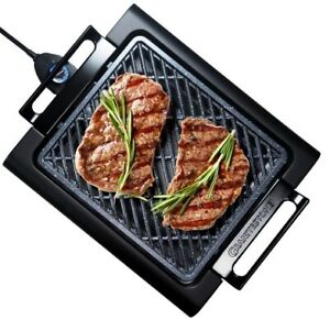 Granitestone Diamond Electric Smokeless Nonstick Grill & Griddle Combo